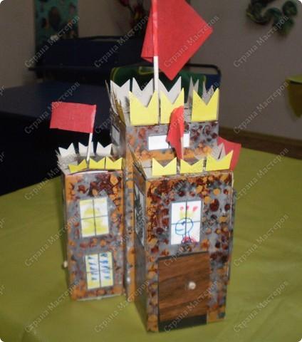 а это тот самый дракон,что охраняет замок!живет в самой верхней башне: фото 4