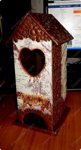 Вот такой чайный домик у меня вытворился))) фото 17