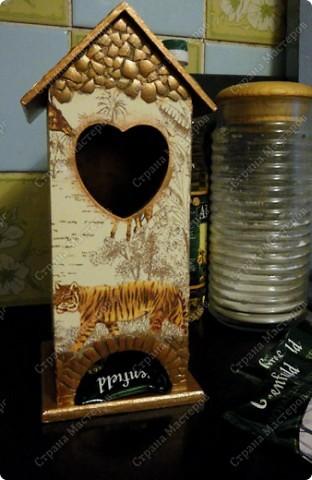 Вот такой чайный домик у меня вытворился))) фото 1