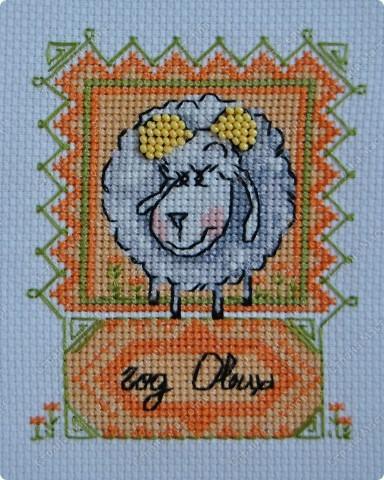 И снова я с серией вышивки китайского гороскопа. Вот так у меня уже вышились года Овцы и Крысы. На этот раз взяла эти года, потому что это года рождения моих родителей :-))) Надо, надо бы уже год змейки вышить!!! Пару только Змейке не знаю какую выбрать - не подскажите? А начало было тут: http://stranamasterov.ru/node/170580 http://stranamasterov.ru/node/366236 фото 2