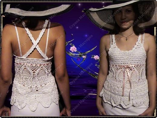 Шапочка и платье для Полины фото 11