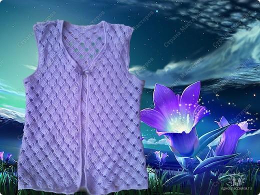 Шапочка и платье для Полины фото 12