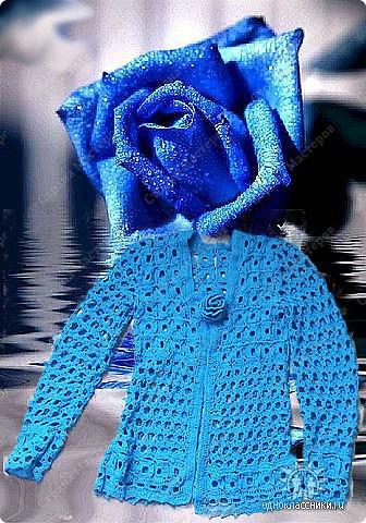Шапочка и платье для Полины фото 13