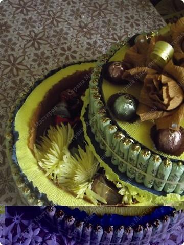 мой первый тортик  фото 2