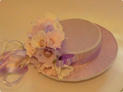 Шляпка для выпускницы. фото 2