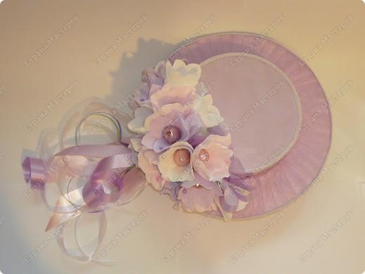 Шляпка для выпускницы. фото 3