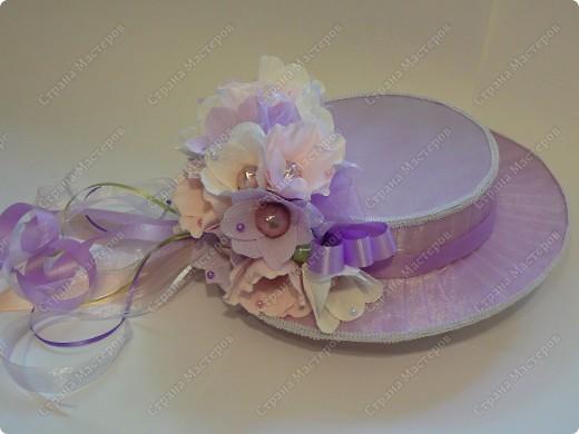 Шляпка для выпускницы. фото 7