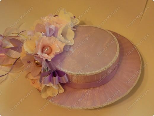 Шляпка для выпускницы. фото 8