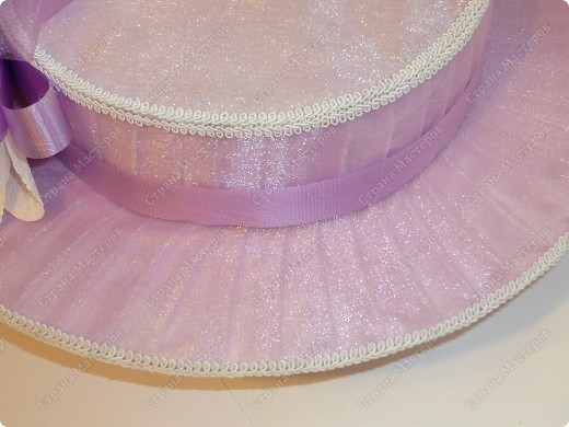 Шляпка для выпускницы. фото 9