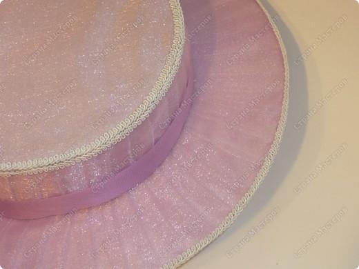 Шляпка для выпускницы. фото 10