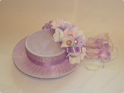 Шляпка для выпускницы. фото 12