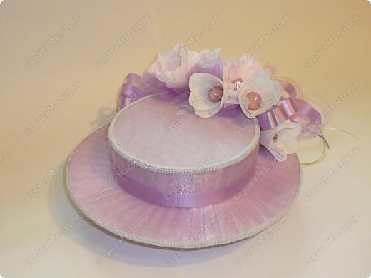 Шляпка для выпускницы. фото 14