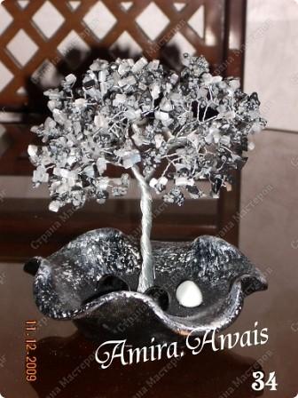 Бисерные деревья ) фото 1