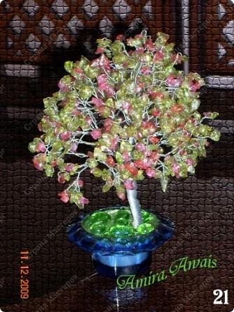 Бисерные деревья ) фото 10