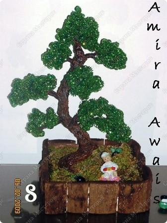 Бисерные деревья ) фото 18