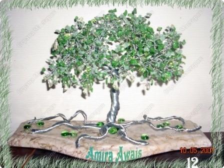 Бисерные деревья ) фото 14