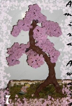 Бисерные деревья ) фото 19