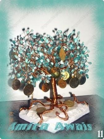 Бисерные деревья ) фото 16