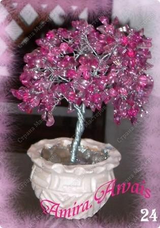 Бисерные деревья ) фото 2