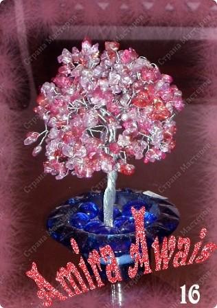 Бисерные деревья ) фото 3