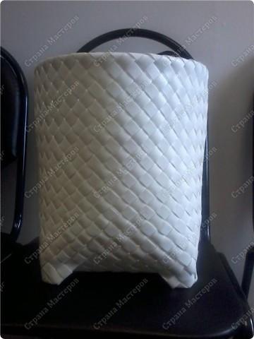 Корзинки из ленты объёмом от 1 до 15 литров фото 5