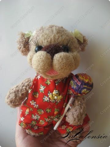 Медвежатка Тяпа фото 3