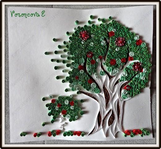 Картина Дерево Яблоня фото 1