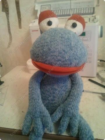 Заказали лягушку да не простую , а по фото взятом из интернета, нужна была точно такая же!!!  фото 1