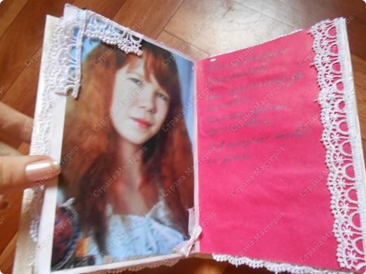 Вот такой альбом у меня получился, ко дню рождения мамы 2 сентября ей исполнилось 42 года. Мою маму зовут Галия. Очень-очень её люблю фото 11