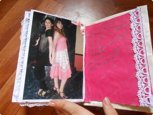 Вот такой альбом у меня получился, ко дню рождения мамы 2 сентября ей исполнилось 42 года. Мою маму зовут Галия. Очень-очень её люблю фото 13