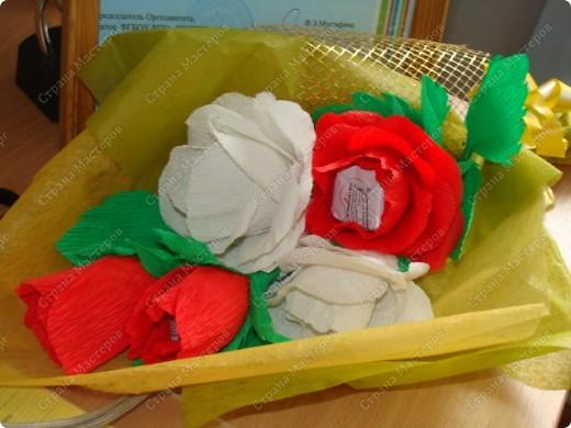 Здравствуй, Страна!!! Наделала сладкие подарочки воспитателям, в садик. Завтра побежим с Гришей поздравлять))) фото 9