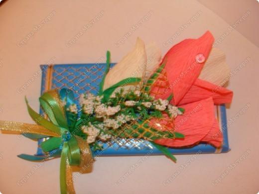 Здравствуй, Страна!!! Наделала сладкие подарочки воспитателям, в садик. Завтра побежим с Гришей поздравлять))) фото 6