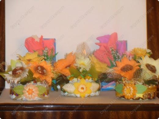 Здравствуй, Страна!!! Наделала сладкие подарочки воспитателям, в садик. Завтра побежим с Гришей поздравлять))) фото 1