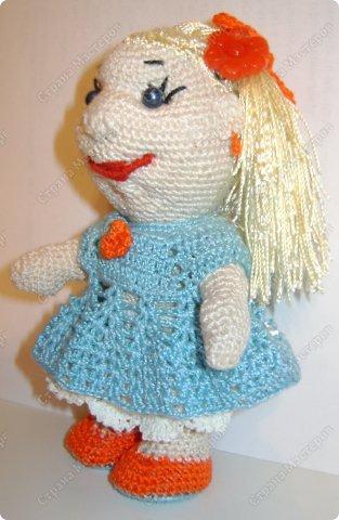 вот такая куклена в подарок фото 2