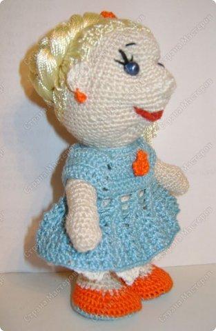 вот такая куклена в подарок фото 3
