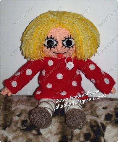 Вязание - Вязаные игрушки