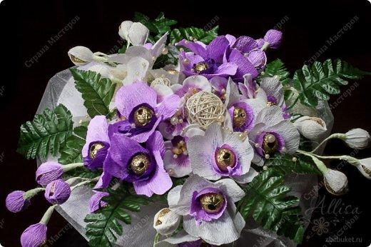 Букеты с орхидеями своими руками 183