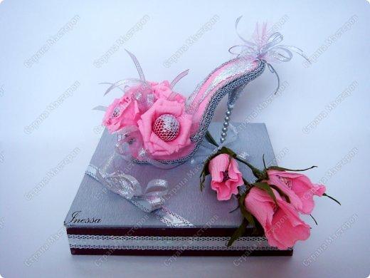 туфелька конфетная фото 1