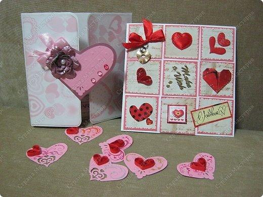 Как же без сердец обойтись в Валентинов день? фото 1