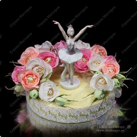 Подарок балерине на день рождения 58