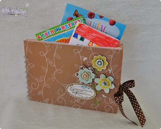 На глаза попался отличный мастер класс по созданию альбома из конвертов - http://scrap-pygovka.blogspot.ru/2013/03/blog-post_4596.html.  Спасибо большое автору МК  Мандине!!! фото 1