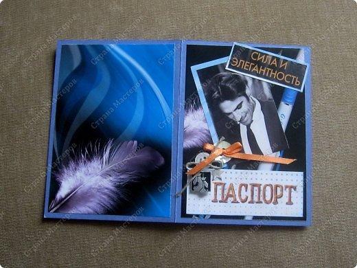 Обучаясь на курсах У Анны Валерьевны, заразилась обложками.Пыталась сделать их в разных стилях. Эта - для дам. фото 8