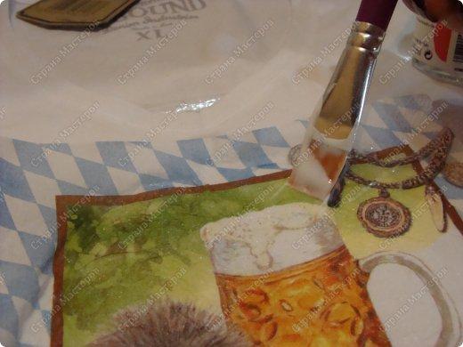 Мы были в Мюнхене. И так мне понравились баварские сюжеты, долго думала, чтобы сделать. А тут как раз День Рождения у одного молодого человека. Дай думаю сделаю для него эксклюзив в подарок. фото 7