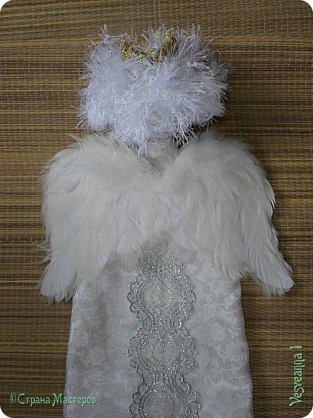 Здравствуйте! Недавно шила перчаточных кукол для детского кукольного театра http://stranamasterov.ru/node/1011860 . Для Ангела мне нужно было сшить крылья, чтобы они были прочными, легкими и не оттягивали платье куклы. Кукла перчаточная, одевается на руку. Может быть мой небольшой мастер-класс будет полезен. фото 13