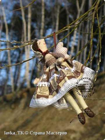 Феечки по выкройкам  Nkale  вдохновляют каждый раз и шьются-шьются у меня)) фото 1