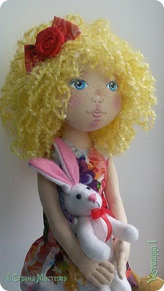 Здравствуйте все, кто заглянул в гости! Учусь шить куколок из ткани. Эта кукла Алиса сшита по мастер-классу Ирины Чурилиной в школе Панпина. Очень мне понравилось заниматься под руководством мастера. И вот такой получился результат. фото 7