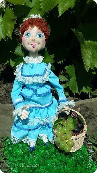 Доброго времени суток всем! Попросили сшить куколку для детского сада. Живем мы на берегах Дона, дети с детства изучают казачью культуру, казачьи песни, танцы, костюмы. Получилась вот такая куколка в казачьем костюме. фото 2