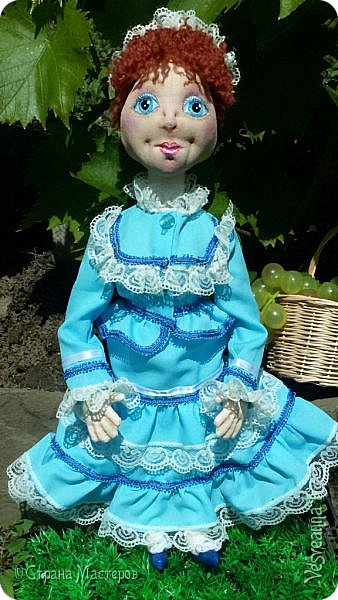 Доброго времени суток всем! Попросили сшить куколку для детского сада. Живем мы на берегах Дона, дети с детства изучают казачью культуру, казачьи песни, танцы, костюмы. Получилась вот такая куколка в казачьем костюме. фото 12