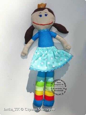"""игровая кукла """"Радужка"""" (лалалупси) фото 3"""