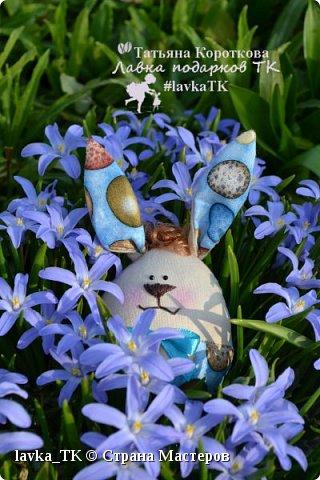 пасхальные кролики фото 2